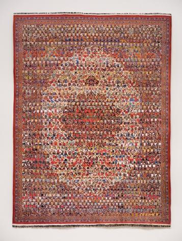 Saad Qureshi, Colour and Peace