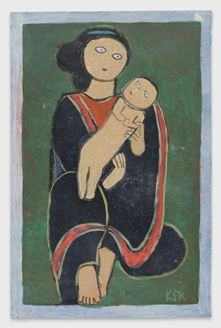 K.S. Kulkarni, Mother and Child