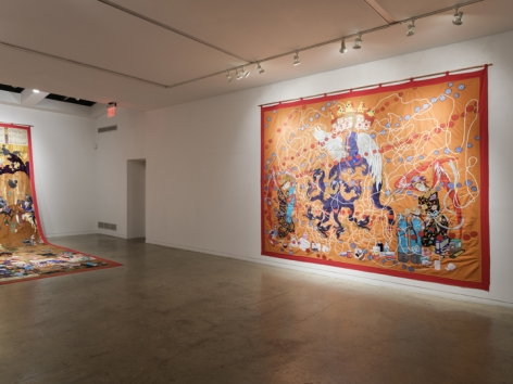 Khadim Ali & Sher Ali | What Now My Friend?, Installation view 9
