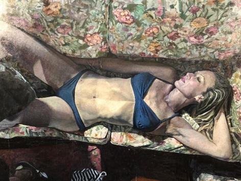 Bernardo Sciciliano The Swimming Suit