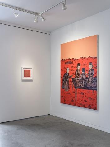 Saad Qureshi  Tanabana, Installation View 22