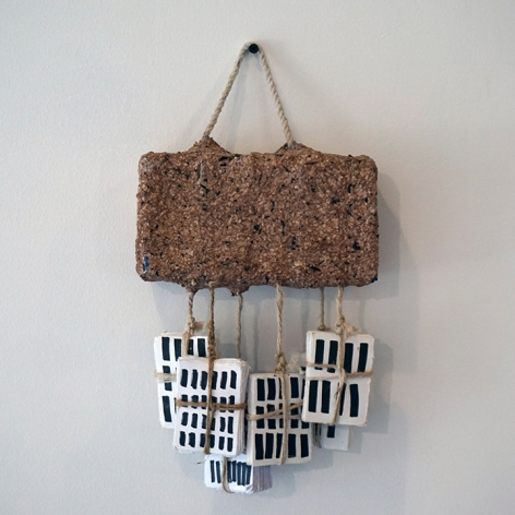 Mohamed Ahmed Ibrahim, Hanging Objects 9