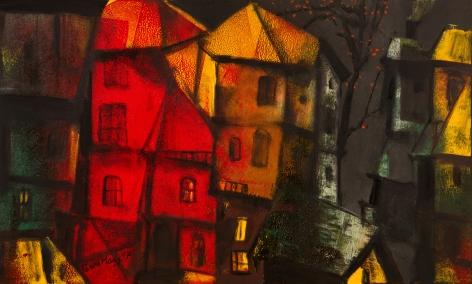 Paresh Maity The Night Glow