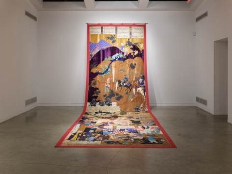 Khadim Ali & Sher Ali | What Now My Friend?, Installation view 4