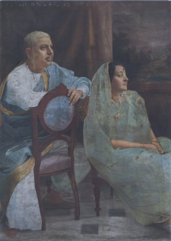 Hemen Mazumdar Untitled (Couple)