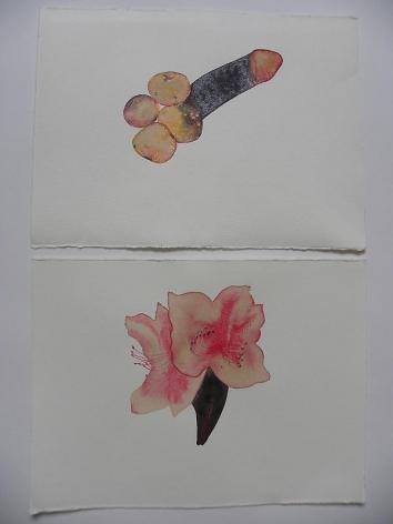 Avishek Sen UNTITLED (SMALL FLOWERS)