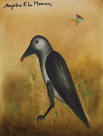 Anjolie Ela Menon, Crow