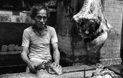 Sanjeet Chowdhury UNTITLED 3 (MEAT SERIES)