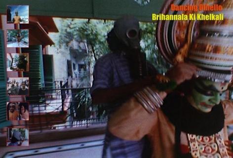 Ashish Avikunthak DANCING OTHELLO