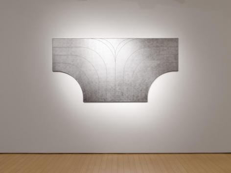 George Dunbar Abstract Arc No. 2 , 2017