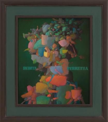 Bebita Ferreryra oil on canvas
