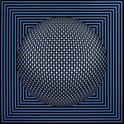 Quantum Noûs acrylic on panel