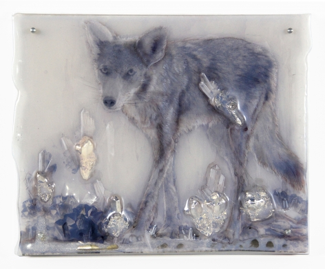 Sibylle Peretti He is Nothing Much but Fur, 2021