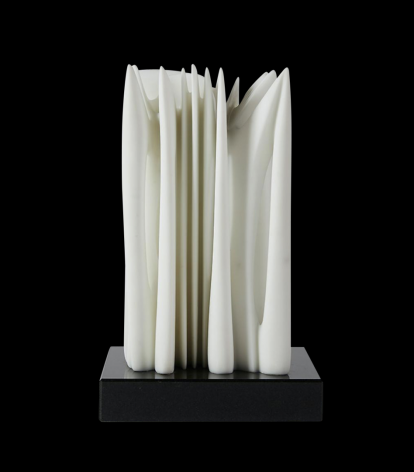 Untitled, 2017 White Carrara Marble