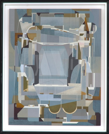 James Kennedy Salon Composition VI, 2016