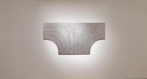 George Dunbar Abstract Arc No. 2, 2017