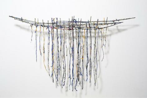 Elektra silk, steel and wire