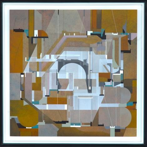 James Kennedy Salon Composition III, 2016