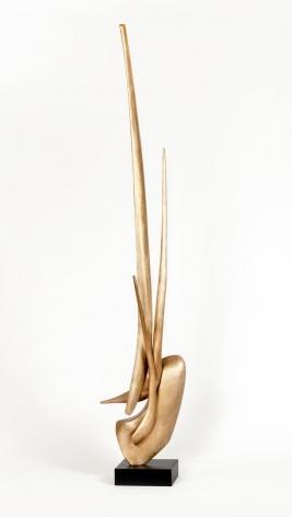 Matoba fabricated bronze