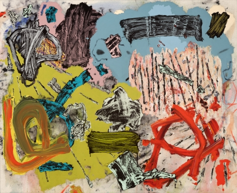 Doyle Gertjejansen A History of Painting II, 2020