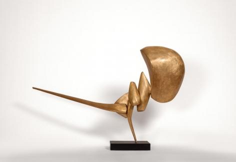 Penga, 2017 welded bronze