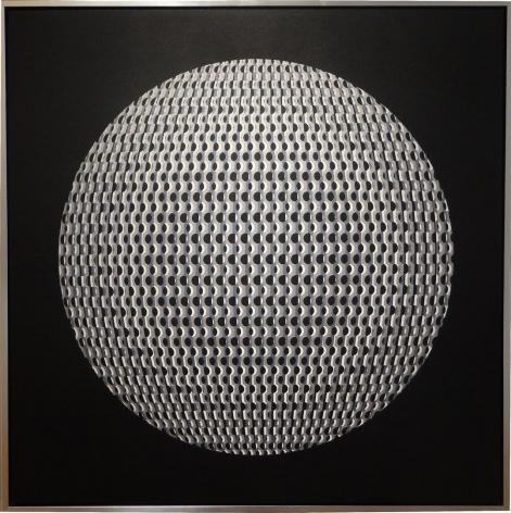 Eigenstate V acrylic on panel