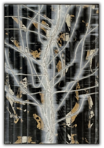 Michael Kessler Treeclips IV, 2021