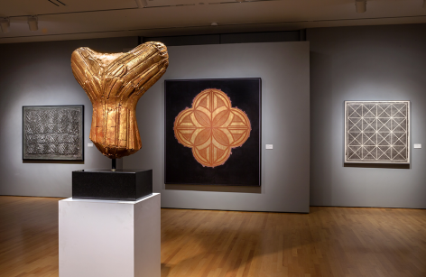 EARTH AND ELEMENT: The Art of George Dunbar 2014,