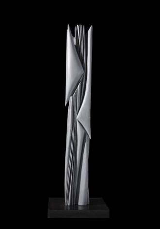 Untitled XVIII grey bardiglio marble