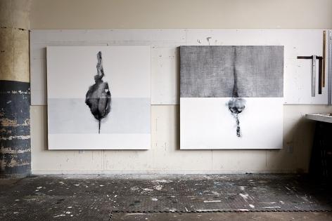 Andrew Wapinski studio view