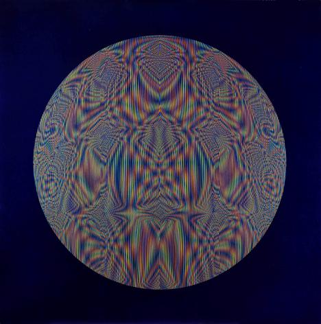 Hypnagogic Seraph acrylic on panel