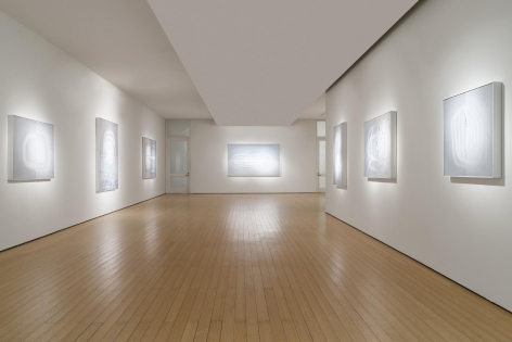 Translucent gallery view