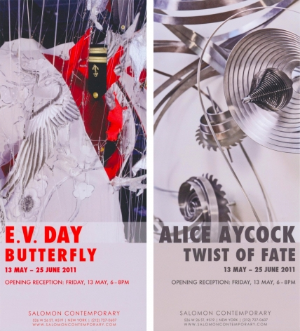 E.V. Day: Butterfly with Alice Aycock: Twist Of Fate