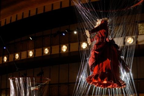 Mimi-Rigor Mortisat New York City Opera, Lincoln Center, NYC.