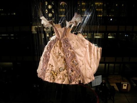 Cinderella (princess view)at New York City Opera, Lincoln Center, NYC.