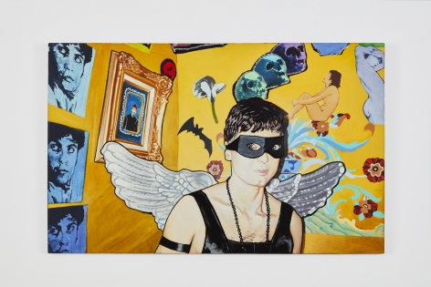 Joey Terrill, Oscar/Ernesto, 1992–1993
