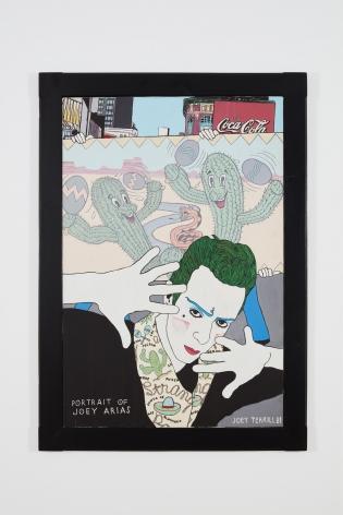 Joey Terril,l Portrait of Joey Arias , 1981
