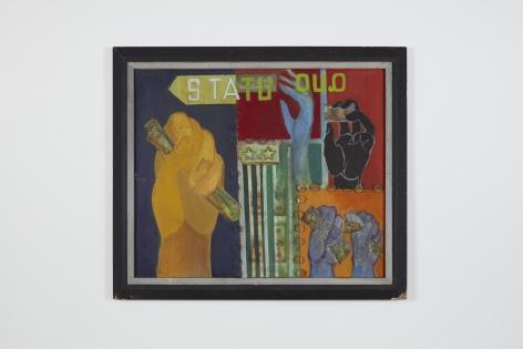 Yvonne Cole Meo, Status Quo, c. 1965