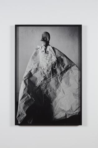 Senga Nengudi, Study for 'Mesh Mirage', 1977