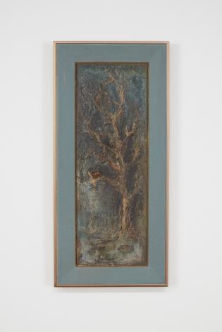 Yvonne Cole Meo, Forbidden Fruit in Garden of Eden, 1965