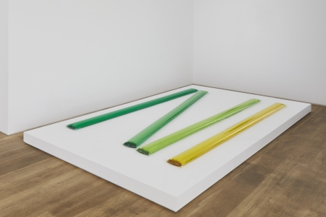 Senga Nengudi, Water Composition V, 1969–70/2018