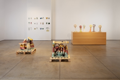 Bend, Bubble and Shine: Copenhagen Ceramics at Hostler Burrows