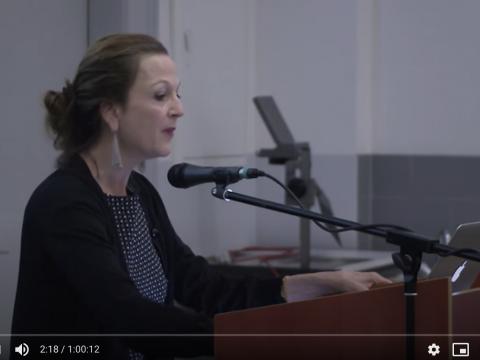 Postwar Conference: Keynote by Alexandra Munroe