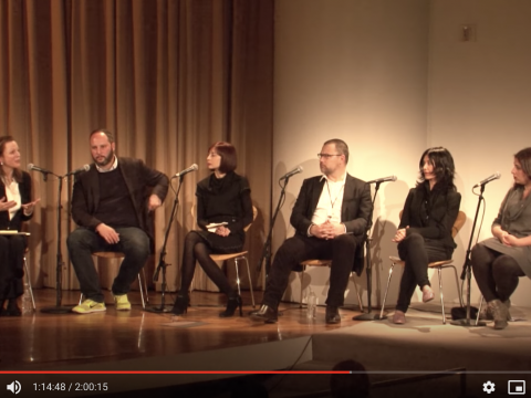 """Curator Talk: """"Urgency and Relevance"""" at the Guggenheim"""