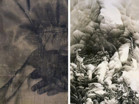 Alternative Visions: Liu Dan and Hiromitsu Morimoto