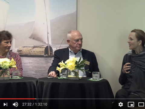 A Conversation on Collecting with Susy and Jack Wadsworth