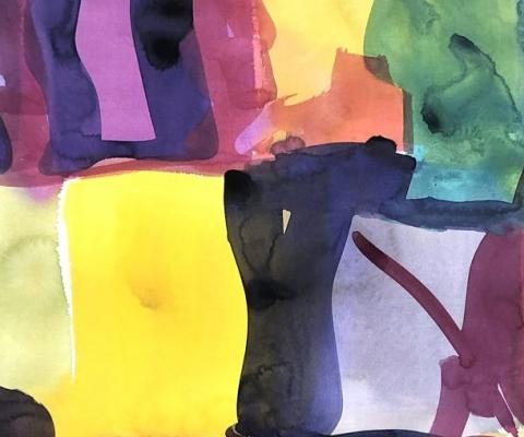 Melissa Meyer: Watercolors