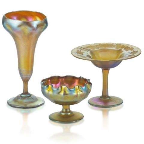Favrile Glassware