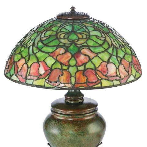 Bellflower Lamp