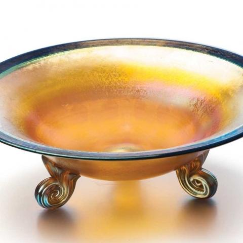 Favrile Glass Centerpiece